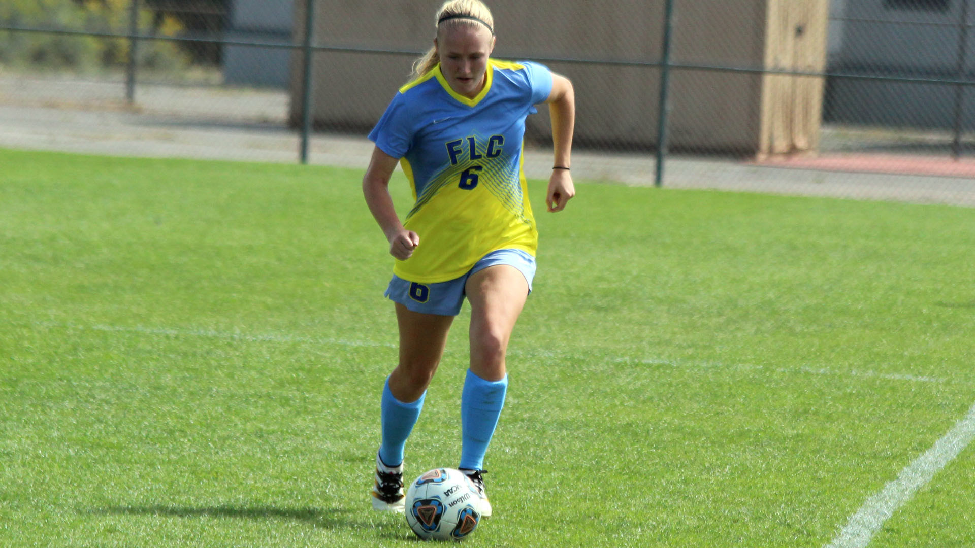 promo code e479a 9cc63 Fort Lewis College Skyhawks Women's Soccer ID Camp