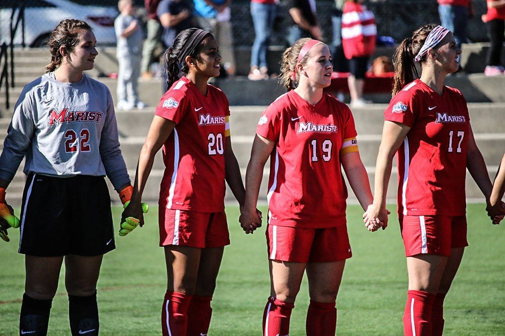 Marist College Red Foxes Women's Soccer Fall ID Clinic
