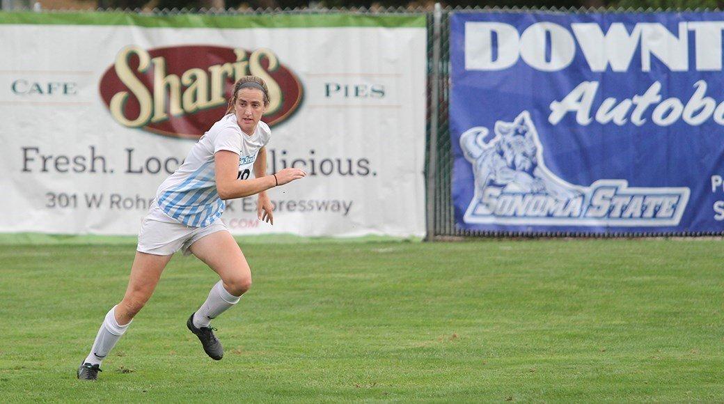 Sonoma State University Seawolves Women's Soccer ID Camp